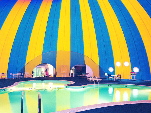 air dome for pool