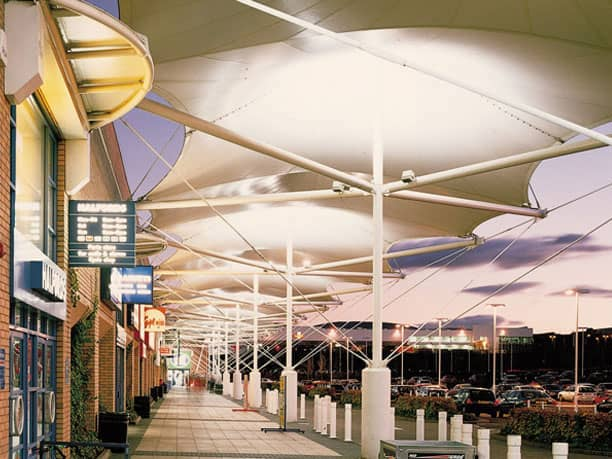 architectural awnings