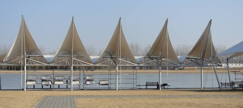 Shunyi Olympic Rowing Park | Beijing, China