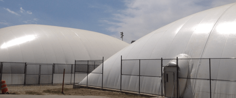 Architectural Fabric Structure